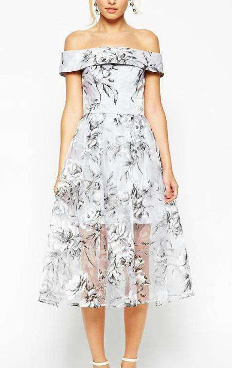 LOVE this dress! would be great for a nice afternoon wedding