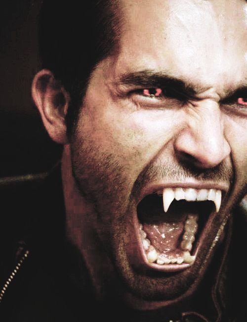 derek hale, the alpha.