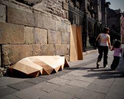 cardboard blanket homeless shelter 20/20