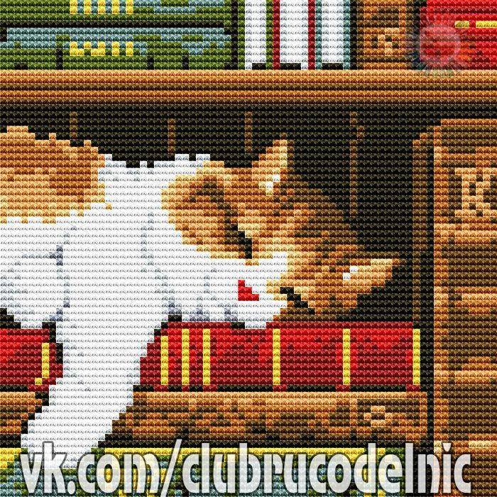 Кот (700x700, 892Kb)
