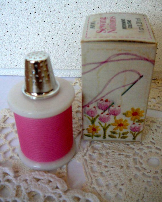 Collectible Perfume 1960s Avon Bottles