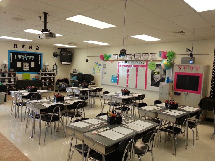 Classroom Setup Ideas For Fifth Grade ~ Best school classroom decor images on pinterest