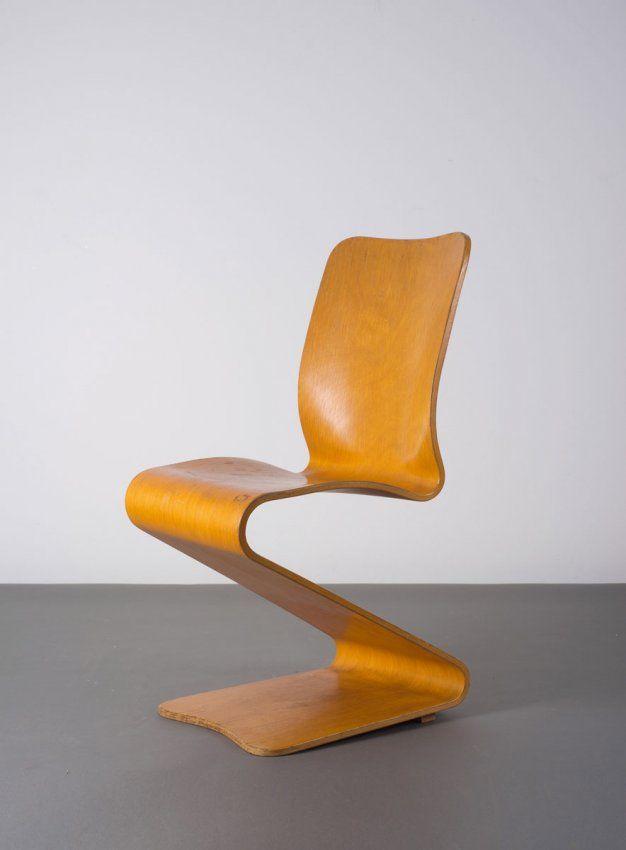194 best gerrit thomas rietveld chaise zig zag images on pinterest de stijl armchairs and. Black Bedroom Furniture Sets. Home Design Ideas
