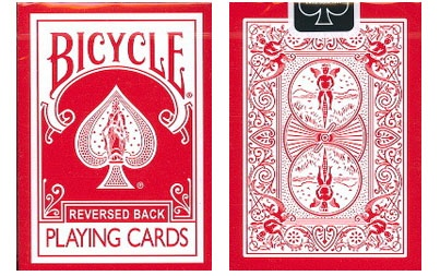 Bicycle Red Reversed Back Playing Cards. #playingcards #poker #games: Decks Plays, Bicycles Plays, Bicycles Black, Black Revere, Black Decks, Revere Plays, Bicycles Red, Bicycles Revere, Plays Cards