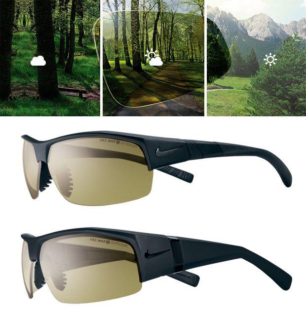 Nike MAX Transitions: Las gafas deportivas que se adaptan a nuestra actividad física   TodoMountainBike 199€