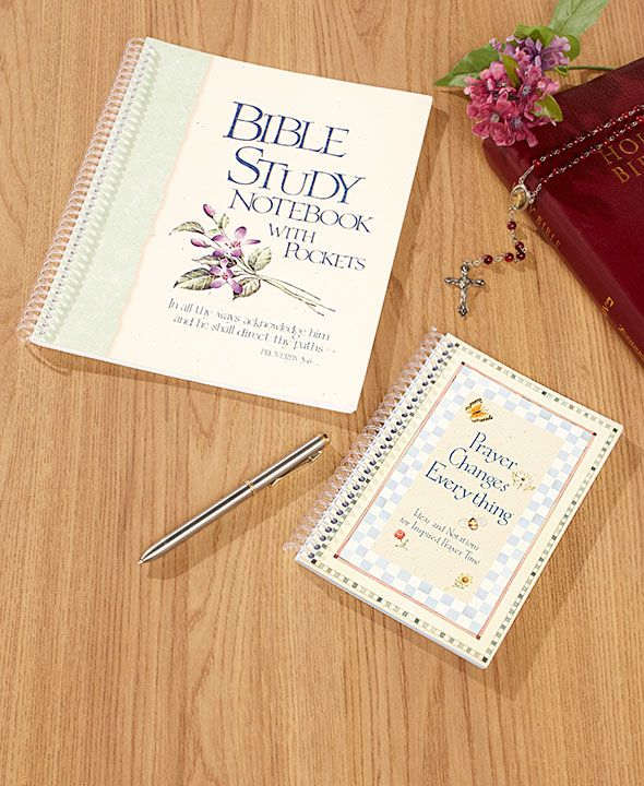 Create A Bible Study Organizer for under $10! | One Lost Coin