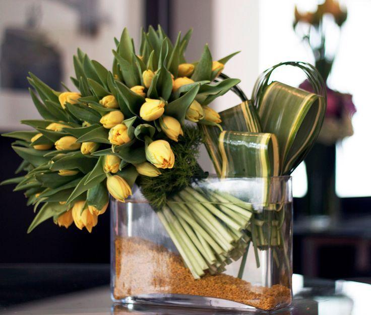 Blumenfreitag  #Blumenfreitag – Moderne Blumenarrangements