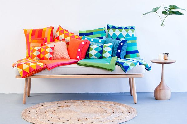 uimi summer 2014 1 Uimi   beautiful summer organic cotton blankets for cots, bassinets and beds