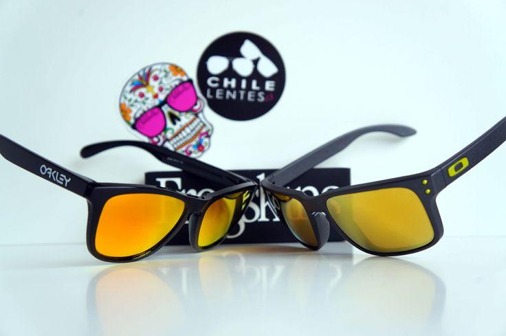 Venta de lentes de sol Oakley, Ray Ban y SPY 100% originales, con garantía y entrega a todo Chile en 1-2 dias!  http://www.chilelentes.cl