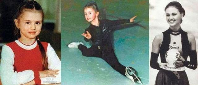 Russian Sports Star Anna Semenovich in Childhood and Youth
