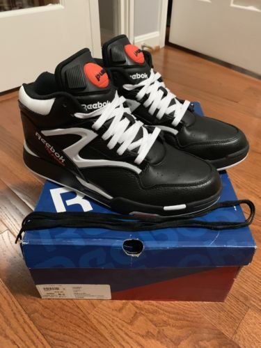 102a5474 Details about New Reebok Omni Lite Pump Dee Brown Black/White ...