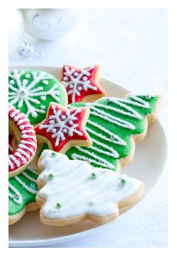 CHEFS: The Best Kitchen Starts Here - Cookies by the Dozen - Sugar Cookie & Royal Icing Recipes