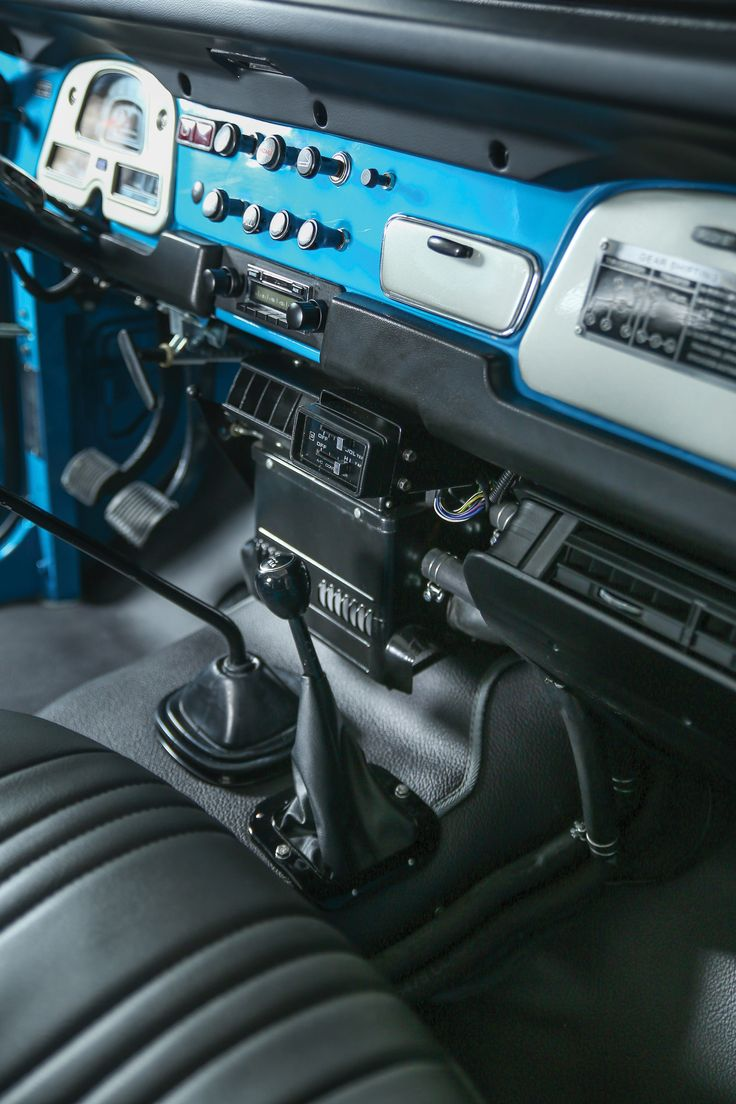 Toyota FJ40 Land Cruiser 9                                                                                                                                                                                 More