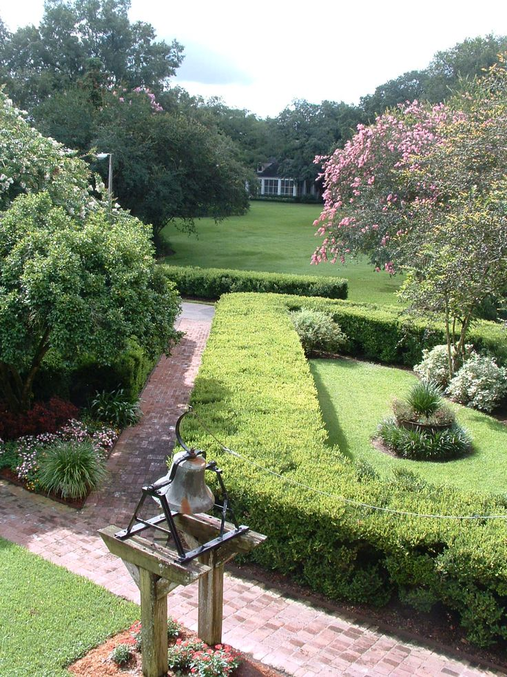 Visited Oak Alley Plantation, Vacherie, Louisiana USA. The property was designated a National