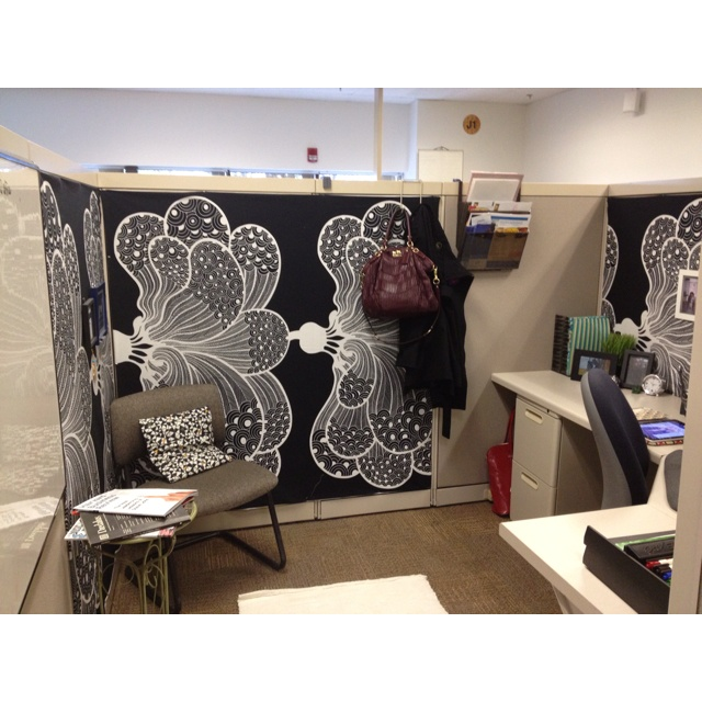 22 best cubicle fort decoration images on pinterest