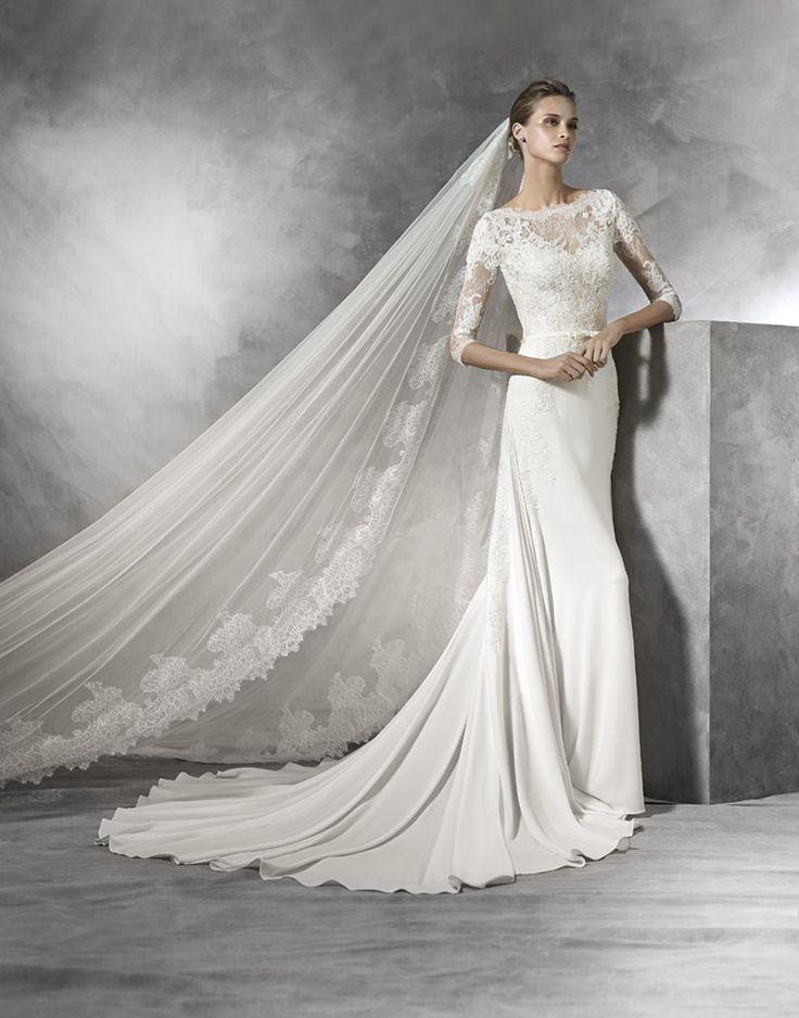 Robe de mariée – Pronovias – Tane