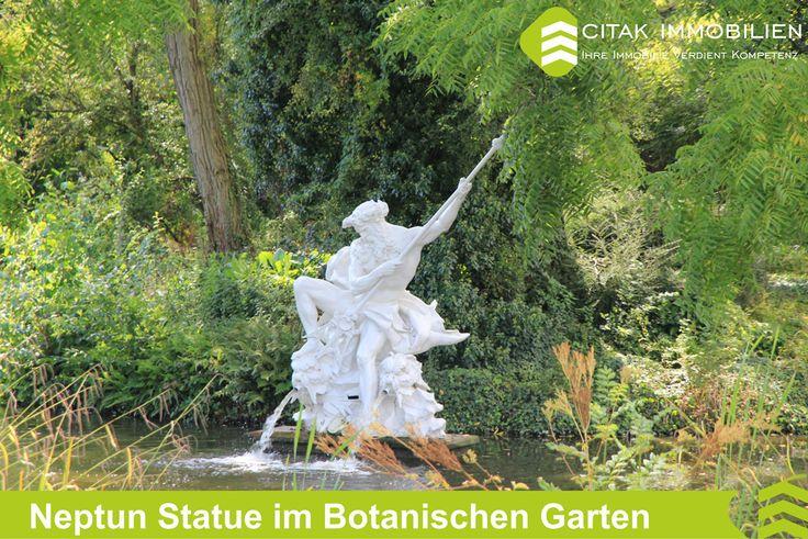 Köln-Riehl-Neptun Statue