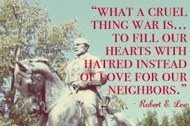 ~Robert E. Lee