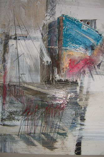 textile art by Rosemary Campbell. stunning!