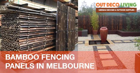 We always have plenty of Bamboo Fencing Panels in stock. Out Deco Living prices & quality are unbeatable in Melbourne and Victoria. We are leaders in the Bamboo Fencing business. We also specialise in water features, statues and even Bali style huts