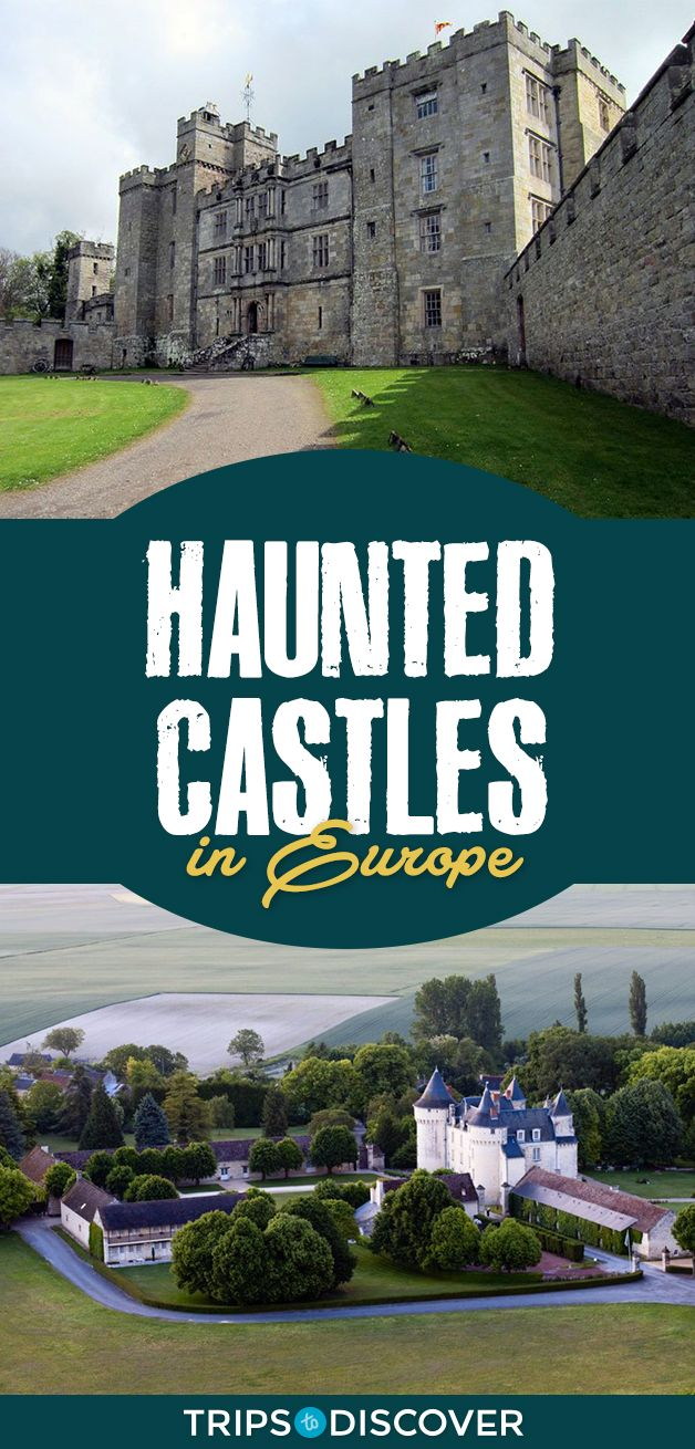 10 Haunted Castles in Europe You Can Visit This Halloween #hauntedplaces #europetrip #halloween