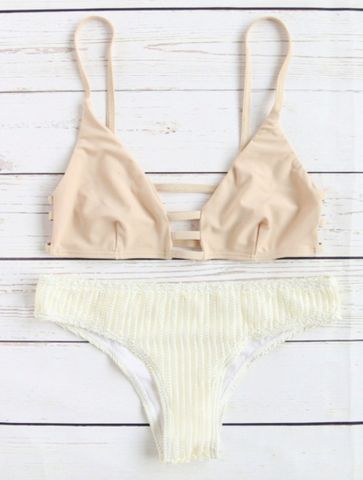 Gracie Cut-Out Bikini