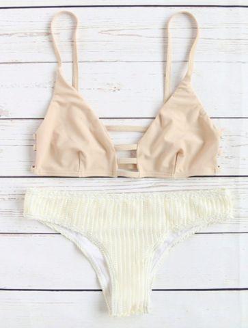 Gracie Cut-Out Bikini