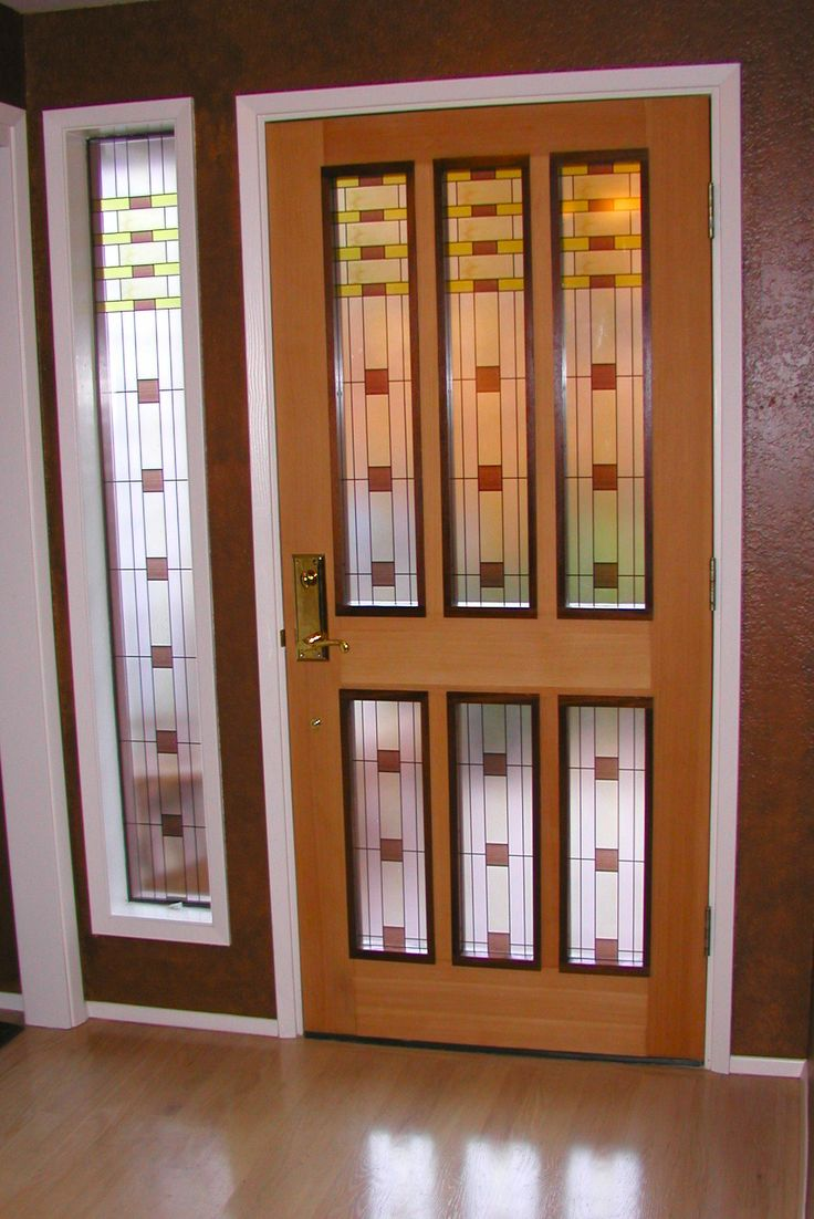 Hanchett Window 2 Decorative Window Film