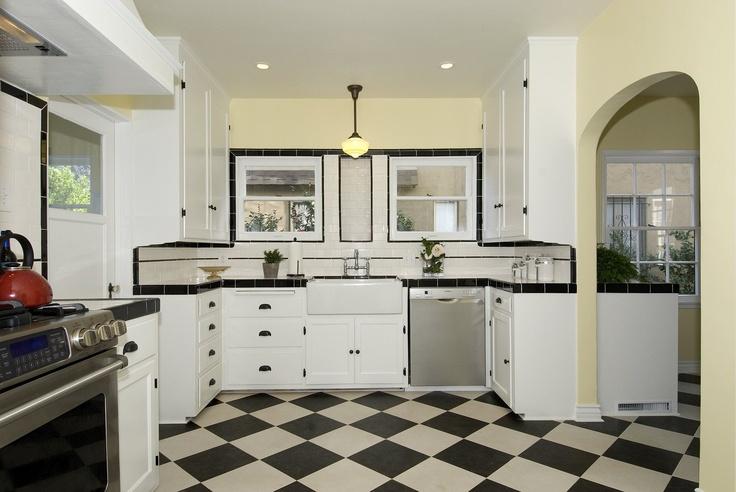 Best 63 Best 1930 S To 1950 S Kitchen Design Images On 640 x 480