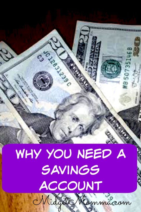 Why you NEED a Savings Account. 8 reasons that you need a savings account. Even if you are living pay check to pay check or you are well off you need a savings account and this will tell you why.  PLUS how you can get a FREE Savings account with No minimum to open!