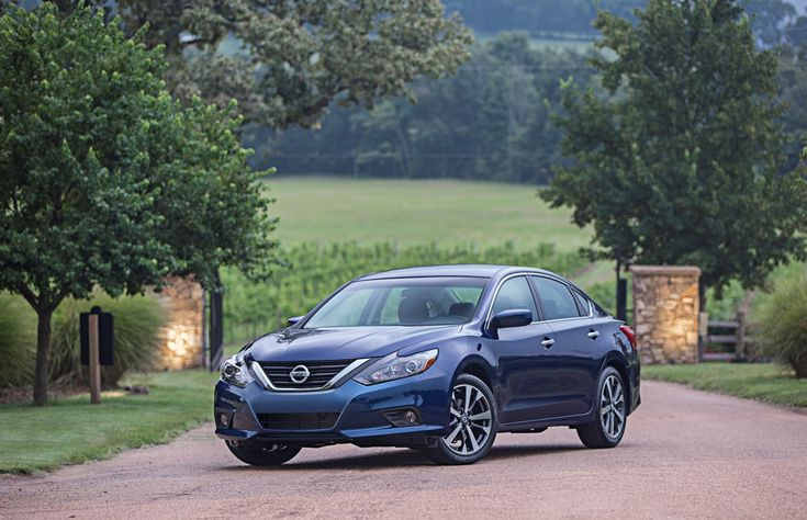 Refreshed Nissan Altima Poised To Move Up U2014 Auto Trends Magazine