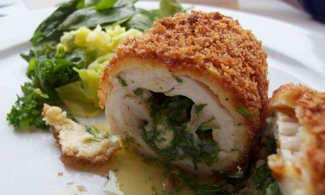 How to cook the perfect chicken kiev 完璧なキエフ(ロシア風カツレツ)の作り方