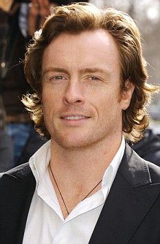 Toby Stephens comes in a close second for hawtest man in the world, following Michael Fassbender. Yep, his babies would be acceptable.