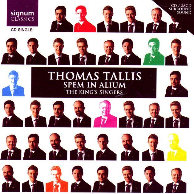 Thomas Tallis: Spem in Alium by The King's Singers on Apple Music