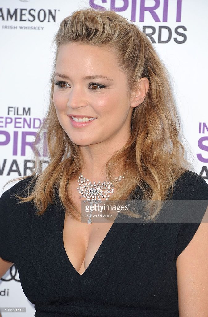 Photo d'actualité : Actress Virginie Efira arrives at the 2012 Film...