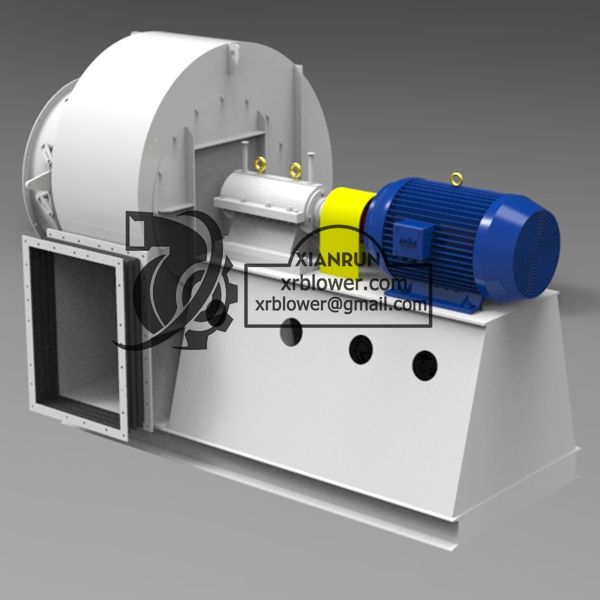 blower circulates the air only on the specific or point area. it is used high pressure to produce large amount of gas