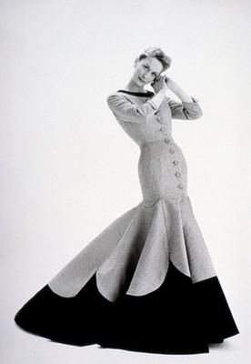 Coat dress, Lachasse, date: 1955: Style, 1950S, Vintage Fashion, Coats Dresses, 50 S, The Dresses, 50S Dresses, Suits Dresses