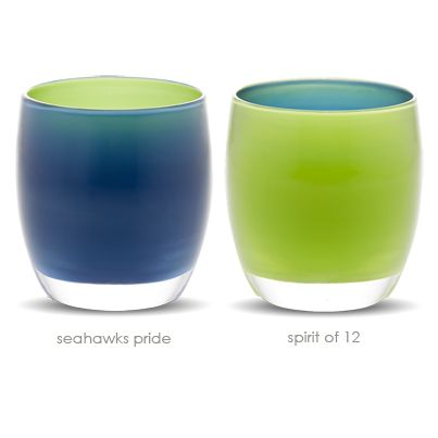 glassybaby on seahawks