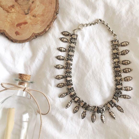Jewelry - Shop Dixi Aruna Boho Choker Necklace