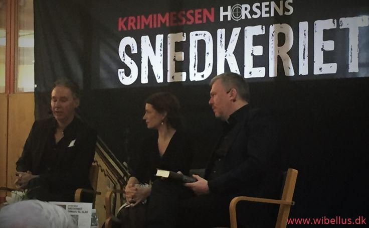 Krimimessen 2016 i Horsens