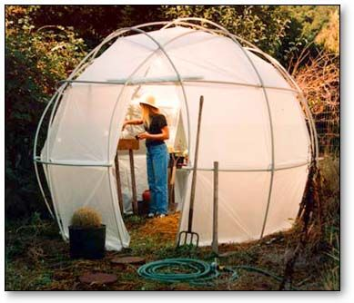 Portable Greenhouses: The GroDome™