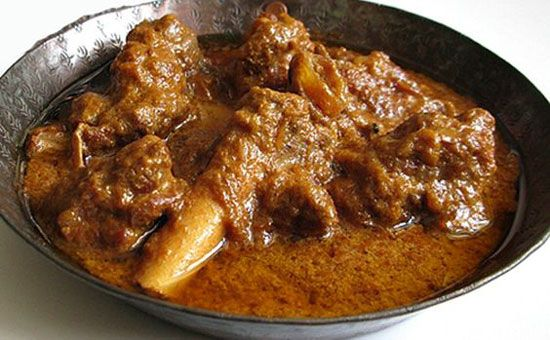 Quick Easy Mutton korma Recipe