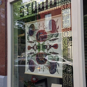 Shop window Modekwartier