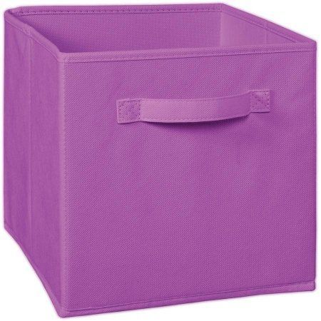 ClosetMaid Fabric Drawer, Amethyst, Purple