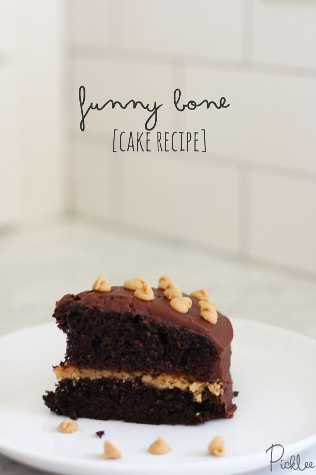 The Funny Bone Cake [recipe]
