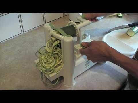 Want a spiralizer