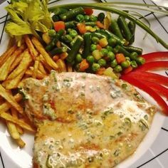 Medvehagymás joghurtban pácolt csirkemell Recept képpel -   Mindmegette.hu - Receptek