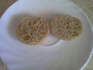 Żytnie (razowe) kluski na parze