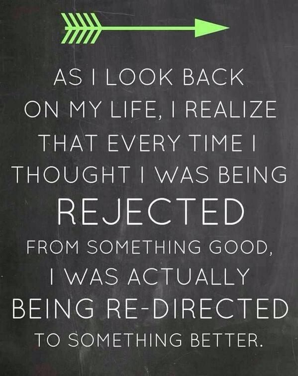 Rejection is just redirection -- great #quote on life, change  #leadership RT @Raehan Bobby Umar @aileenCdeleon #in pic.twitter.com/xTVYruvZ3a