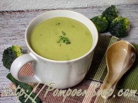 Bloemkool broccolisoep | Grootmoeder's favoriet